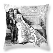 Gibson: Another Monopoly Throw Pillow