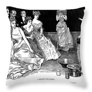 Gibson: Recipe For Kisses Throw Pillow