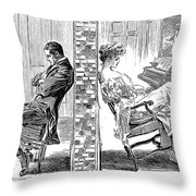 Gibson: The Party Wall Throw Pillow