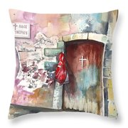 Gift From The Gods Throw Pillow