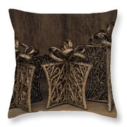 Gifts To Remember Throw Pillow
