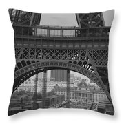 Gigantic  Throw Pillow