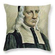 Giovanni Alfonso Borelli Throw Pillow