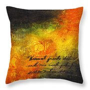 Give Me Strength 3 Throw Pillow