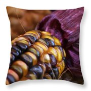 Glamourous Yield Throw Pillow