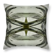 Glas Art Throw Pillow
