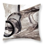 Glass Objects 2 Throw Pillow