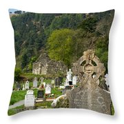 Glendalaugh 10 Throw Pillow