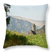 Glendalaugh 5 Throw Pillow