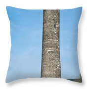 Glendalaugh 6 Throw Pillow