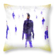 Glimpse Of Eternity Throw Pillow
