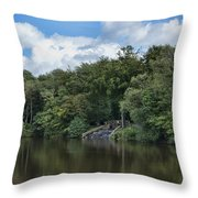 Gnoll Country Estate 2 Throw Pillow