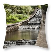 Gnoll Country Park 4 Throw Pillow