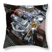 1938 Ford Roadster Go Power Throw Pillow