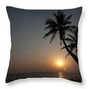 Goa Throw Pillow
