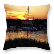 Goddard Marina  Throw Pillow