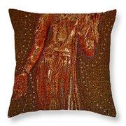 Goddess 1 Throw Pillow