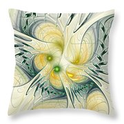 Goddess Isis Throw Pillow