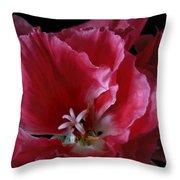 Godieta Flower Detail Throw Pillow