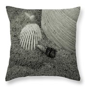 God's Little Treasures Throw Pillow