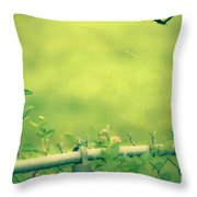 God's Love  Series One Throw Pillow