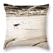Godwit Throw Pillow