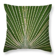 Going Green Throw Pillow