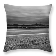 Going Home...stockholm Throw Pillow