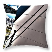 Going On A Cruise Throw Pillow
