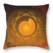 Golden Ratio 2012 Throw Pillow