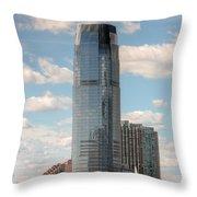 Goldman Sachs Tower IIi Throw Pillow