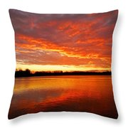 Good Morning ... Throw Pillow