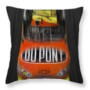 Gordon On The Move Throw Pillow