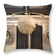 Got Married  Throw Pillow