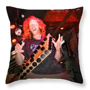 Got The Music In Me Throw Pillow