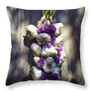 Gourmet Bouquet I Throw Pillow