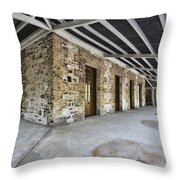 Government House Administration Building Throw Pillow