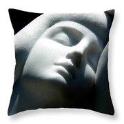 Grace At Peace Throw Pillow