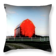 Graded On A Curve  Throw Pillow