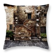 Grado 4 Throw Pillow by Mauro Celotti