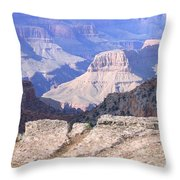 Grand Canyon 17 Throw Pillow