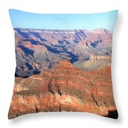 Grand Canyon 20 Throw Pillow