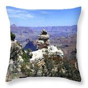 Grand Canyon 33 Throw Pillow