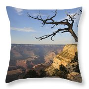 Grand Canyon 4 Throw Pillow