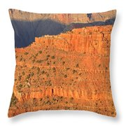Grand Canyon 54 Throw Pillow