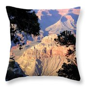 Grand Canyon 60 Throw Pillow