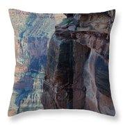 Grand Canyon Close Enough Throw Pillow