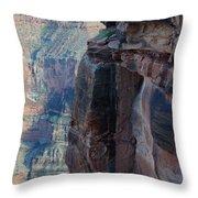 Grand Canyon Close Enough Throw Pillow