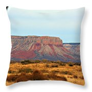 Grand Canyon- Framed Throw Pillow