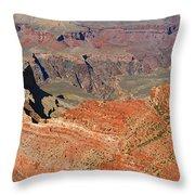 Grand Canyon National Park 3 Throw Pillow